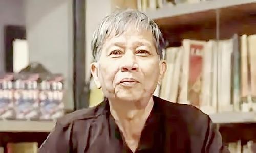 Nguyễn Huy Thiệp - Cái tình mãi mãi là xanh