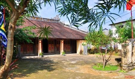 Thanh Bình Thự, trường dạy nghệ thuật tuồng đầu tiên ở Việt Nam