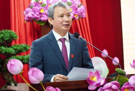 Ông Lê Trường Lưu - UVTW Đảng, Bí thư Tỉnh ủy, Chủ tịch HĐND tỉnh làm Trưởng Đoàn đại biểu Quốc hội tỉnh