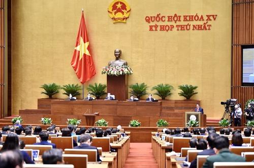 Đồng chí Phạm Minh Chính được bầu làm Thủ tướng Chính phủ nhiệm kỳ mới