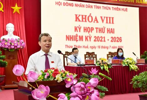 Khai mạc kỳ họp thứ 2 HĐND tỉnh khóa VIII, nhiệm kỳ 2021 - 2026