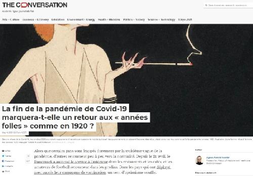 """Liệu sự kết thúc của đại dịch Covid-19 có đánh dấu sự trở lại của """"những năm hai mươi sôi nổi"""" như thời kỳ 1920?"""