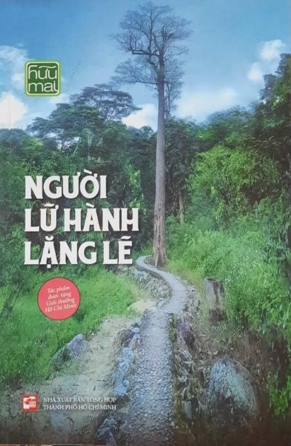 """Ra mắt cuốn sách """"Người lữ hành lặng lẽ"""" của nhà văn Hữu Mai"""
