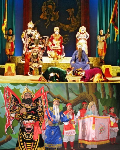 Nghệ thuật tuồng cung đình Huế: Tiếp cận kiểu loại và nội dung tư tưởng qua hai vở tuồng 'Sơn Hậu' và 'Ngọn lửa Hồng Sơn'