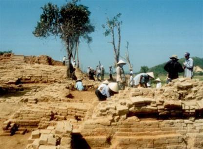 Đi tìm nguồn gốc chủ nhân văn hóa Cát Tiên chịu ảnh hưởng Ấn Độ giáo