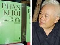 """""""Mặt nạ tác giả"""" - một gợi ý cho việc tiếp cận một vài hiện tượng văn học sử Việt Nam"""