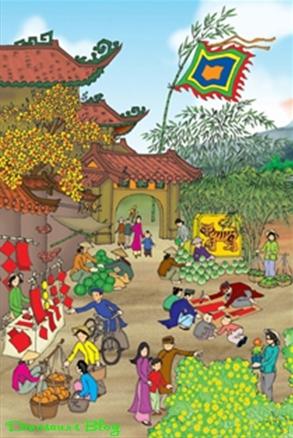 Trang thơ lục bát dự thi 6-2010