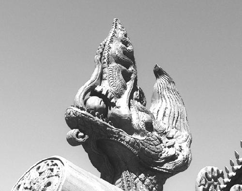 Nguồn gốc hình tượng Rồng Việt trong kiến trúc mỹ thuật chùa tháp