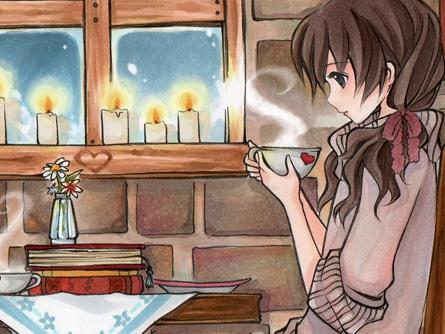 Chuyện tình cà phê muối