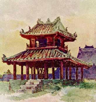 Phu Văn Lâu - một di tích văn hoá và lịch sử