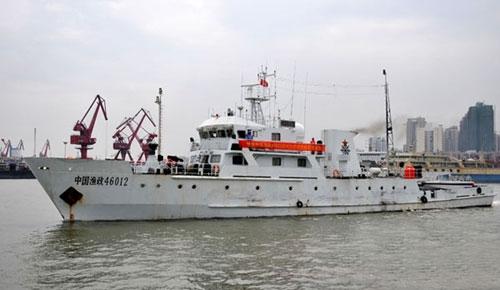 Trung Quốc đưa tàu ngư chính mới đến Trường Sa