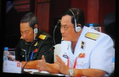Hải quân ASEAN bàn chuyện Biển Đông