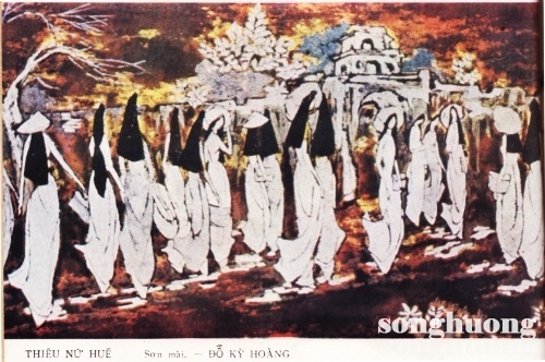 Thơ Sông Hương 12-85
