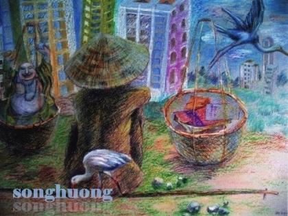Trang thơ lục bát dự thi 07-2011